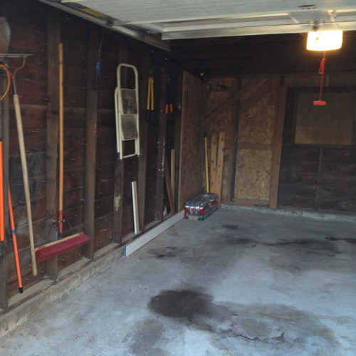 Before And After Garage Remodels: Garage-Remodel-Before